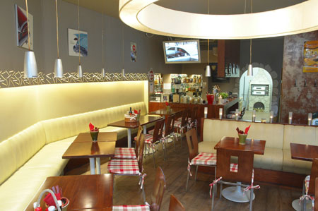 Pizzeria Cubito - Dvacátého osmého pluku 119/33, 100 00 Praha 10
