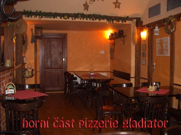 Pizzeria Gladiator - Bellova 56, 109 00 Praha-Petrovice