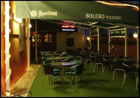 Pizzerie Bolero - Dvořákova 142/11, 370 01 České Budějovice