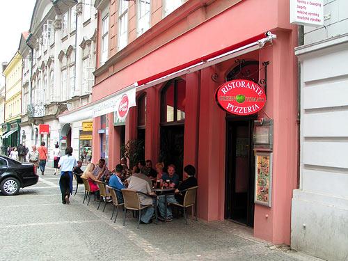 Green Tomato - Jindřišská 18, 110 00 Praha 1