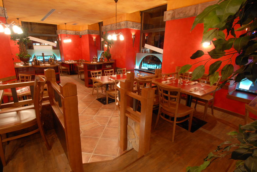 Pizzeria La Torretta - Moskevská 503/56, 101 00 Praha 10