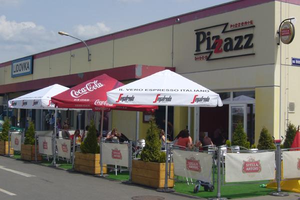 Pizzazz - Na Řadech 2371/5, 678 01 Blansko