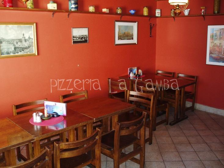 Pizzeria La Gamba - Okružní 884/9B, 638 00 Brno-sever