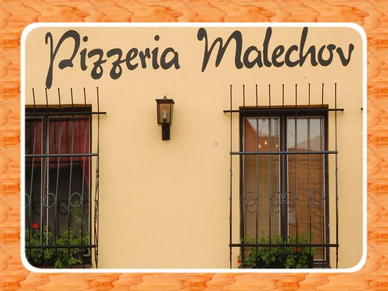Pizzeria Malechov - Prokopa Velikého 112, 282 01 Český Brod
