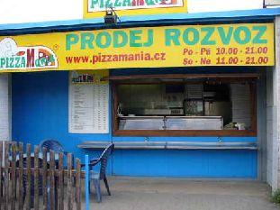 Pizza Mania - Průběžná 180/42, 100 00 Praha 10