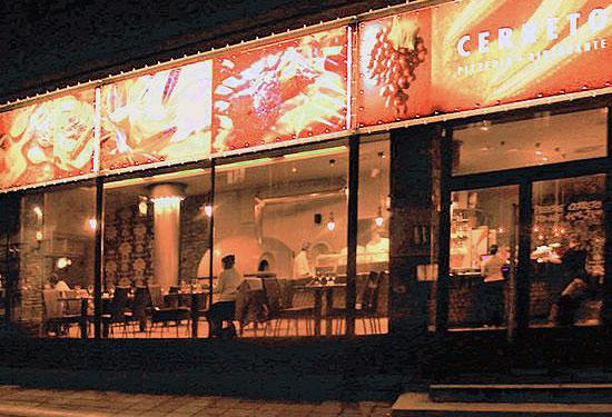 Pizzeria Ristorante Cerreto - Sokolovská 972/195, 190 00 Praha 9